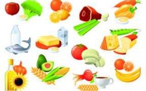 Еда, продукты, овощи, фрукты