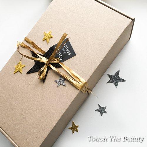 Коробка самосборная, крафт 30*15*9 см