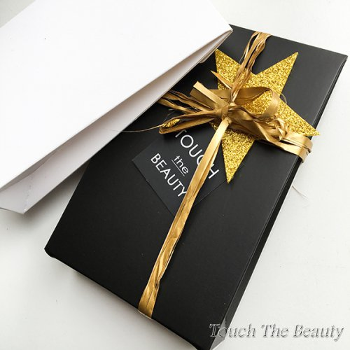 """Коробка """"Подарочная""""  10*15*3 см, крафт (беж)"""
