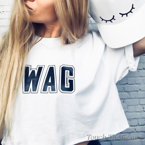 "Футболка белая ""SWAG"" (oversize)"