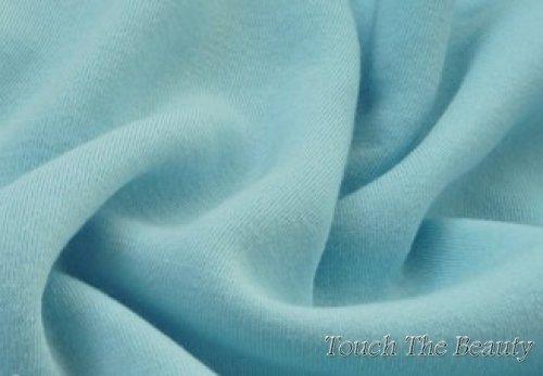 Трехнитка с начесом (голубой цвет)