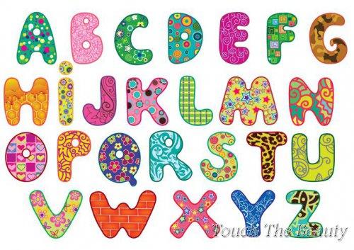 №278 Английский алфавит