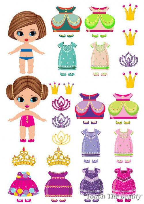 №309 Куколка принцесса