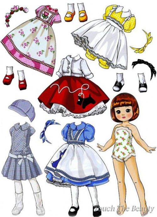 №206 Кукла Катерина