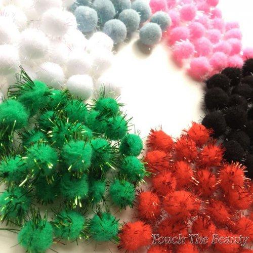 Декоративные шарики 15мм (10шт)