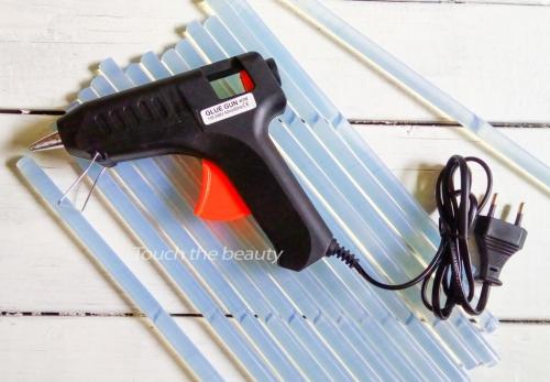 Стержни для клеевого пистолета d 11 мм, длина ~29-30 см