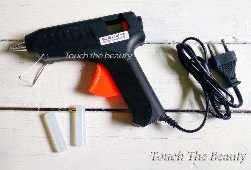 Термопистолет для сухого клея (клеевой пистолет) 0,9-1,1cm