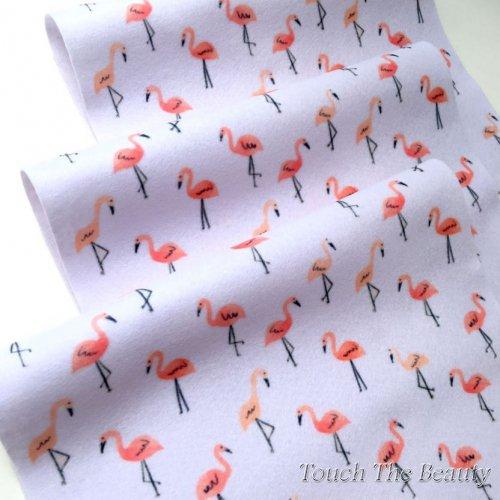 """№191 Фон """"Фламинго"""" (мягкий)"""