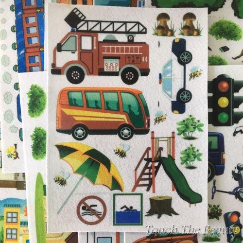 Печать на фетре под заказ фетр с принтом с рисунком купить украина днепр киев оптом для чехлов сумок одежды сублимация на фетре