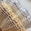 Резинка для повязок на голову зиг-заг (бейка-стрейч) 1,5 см (1м)