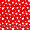 Белые крупные звезды на цветном фетре