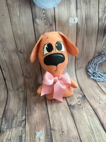 Собачка Мини Оранжевый