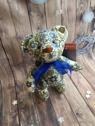 Медвежонок Эл (высота 20 см)