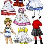 №205 Кукла Алиса
