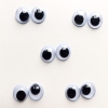 Глазки круглые 10мм (5 пар)