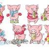 №351 Прикольные хрюши свинки
