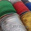 Резинка круглая цветная 2мм (1м)